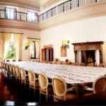 Main Salon of the Villa