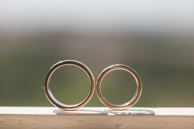 wedding rings Daniele Pierangeli