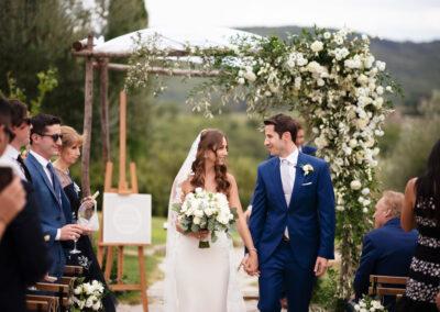 wedding in the Tuscan countryside Jewish