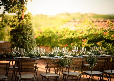 Photo Corsi Borgo in Chianti Villa Dinner