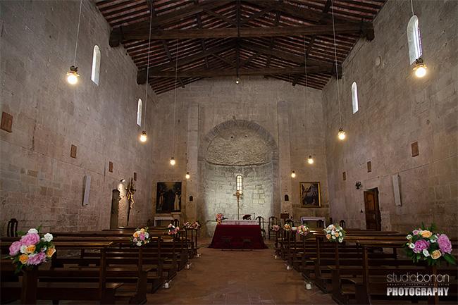 Pieve San Martino a Lubaco Bonon