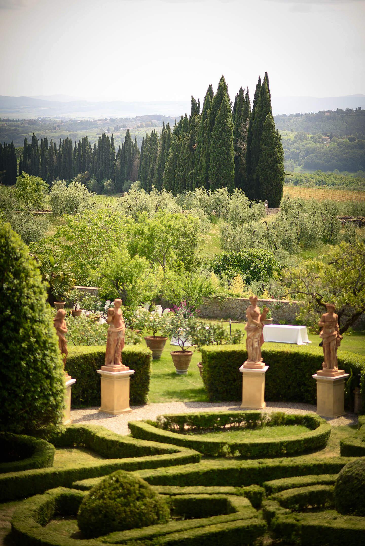 Wedding in Tuscany Views