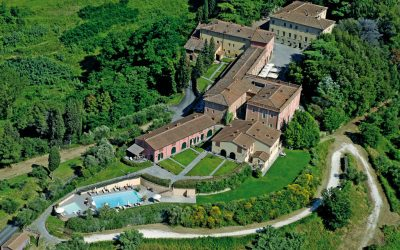 Wedding Borgo near Pisa | Luxury Hamlet Castle to Get Married in Tuscany | Legal Weddings On-site