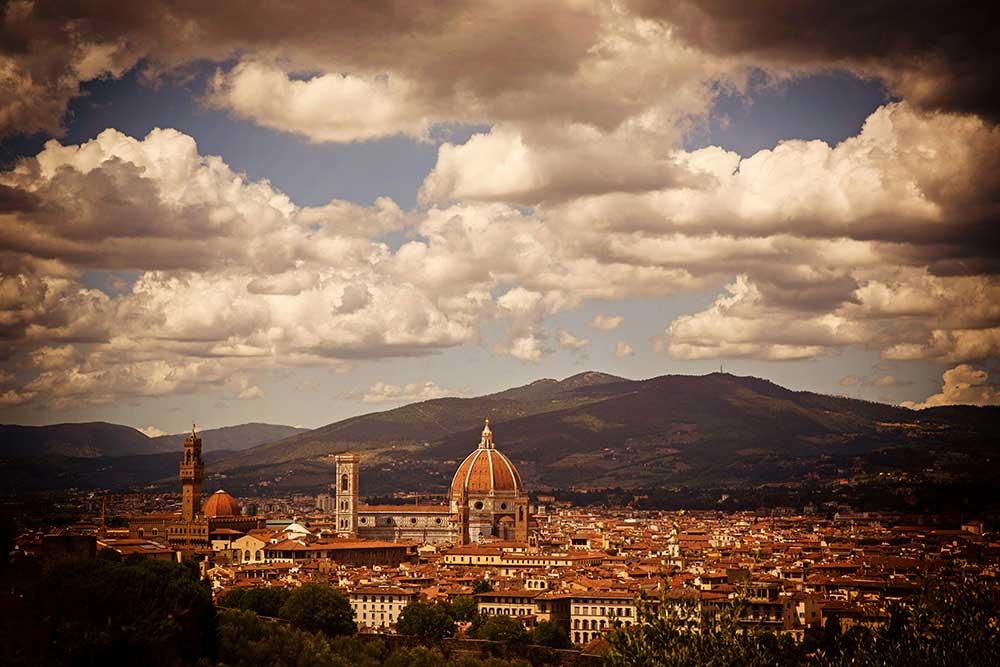 Firenze Piazzale Michelangelo ph Duccio Argentini