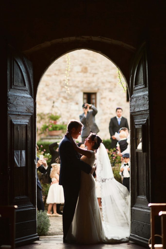 Wedding castello di Meleto Studio Bonon