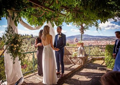 Wedding Venues in Tuscany view of Florence Duccio Argentini Ph