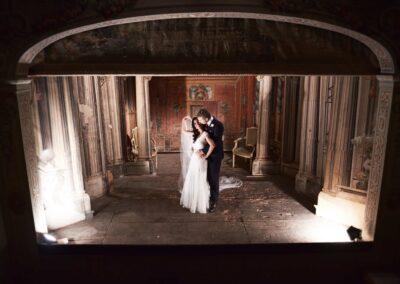 Wedding in a castle Studio Bonon