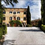 Wedding Tuscany Villa near Volterra Front