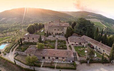 11th Century Castle in the heart of Chianti for Weddings in Tuscany