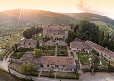 Castle in Chianti - Castle Wedding Tuscany