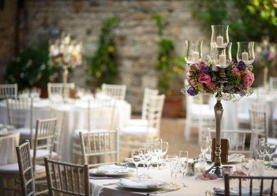 wedding Tuscany castello Il Palagio corsi
