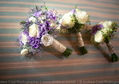 wedding bouquet summer tuscany Bertini